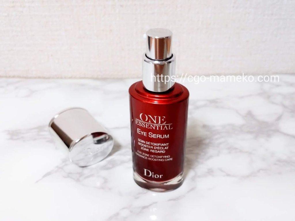 Dior ワンエッセンシャルアイ